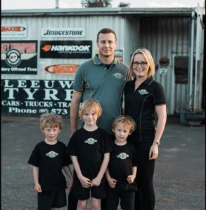 Family Owned Tyre Shop