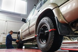 Best Wheel Alignment Service